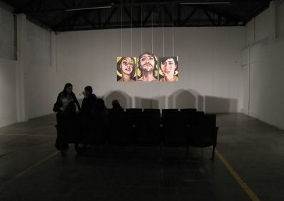 Selfportrait Solo Exhibition - Paola Beck