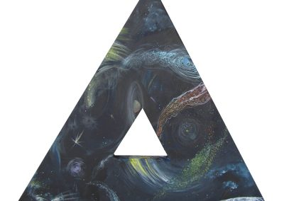 Universo - Azul profundo