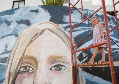 Estamos observando - paolabeck murals