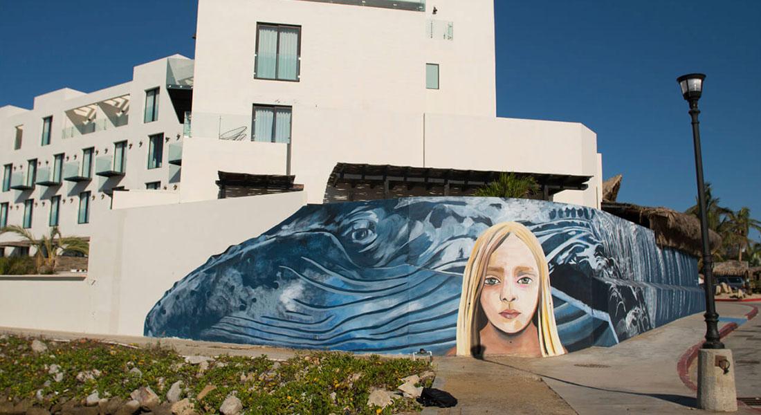 Paola Beck - murals