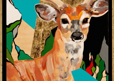Warschauer Strasse - Paola Beck Painting