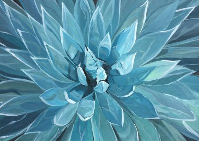 Agave Azul - Paola Beck for Tequila Azul Mexico