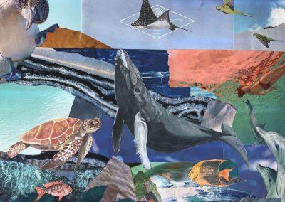 El Mar - Paola Beck illustration
