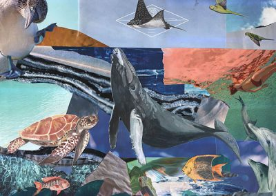El Mar / La Tierra