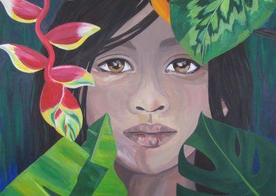 Guardianes de la selva - Paola Beck Paintings