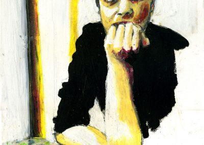 No title portrait - Paola Beck